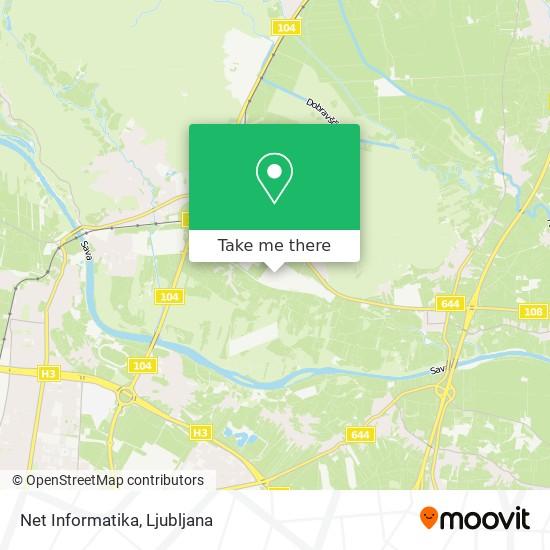 Net Informatika map