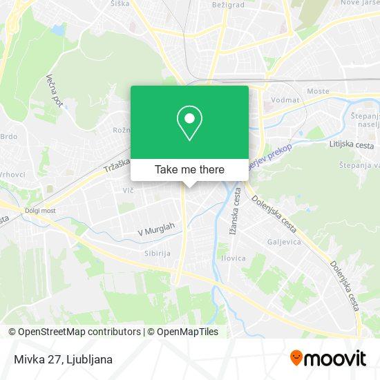 Mivka 27 map