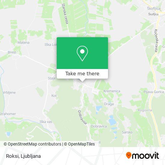 Roksi map