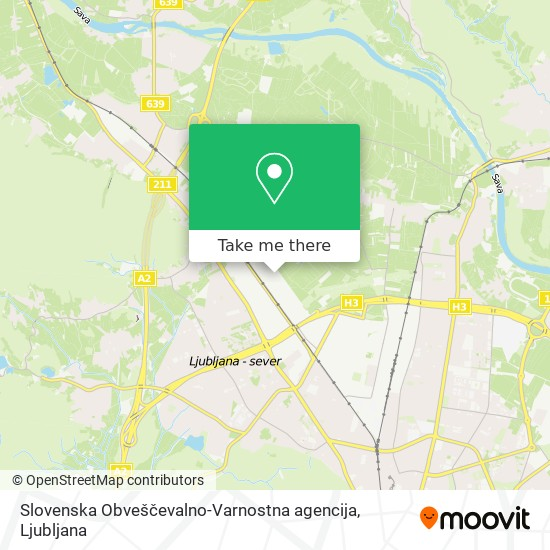 Slovenska Obveščevalno-Varnostna agencija map