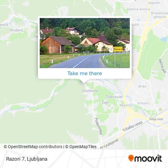 Razori 7 map