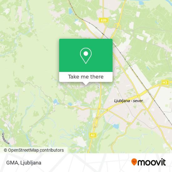 GMA map
