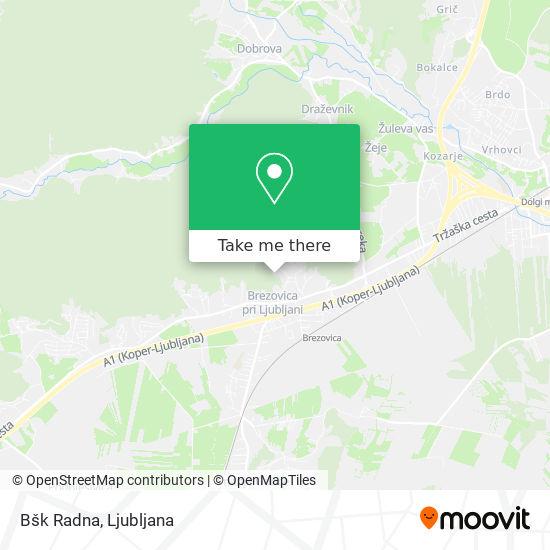 Bšk Radna map