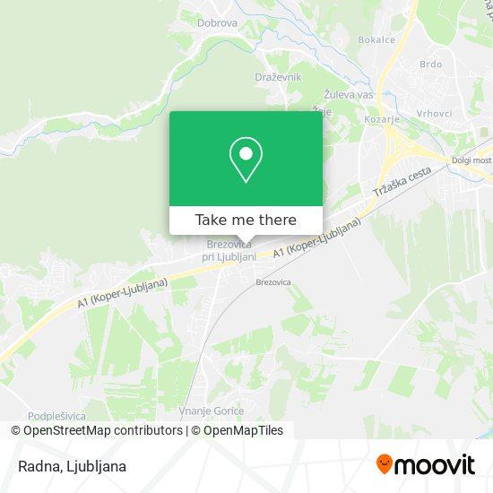 Radna map