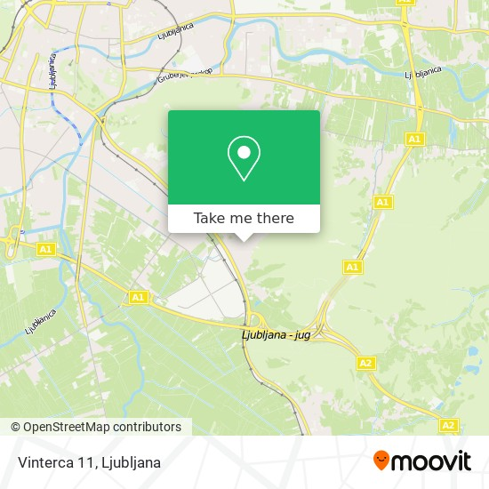 Vinterca 11 map