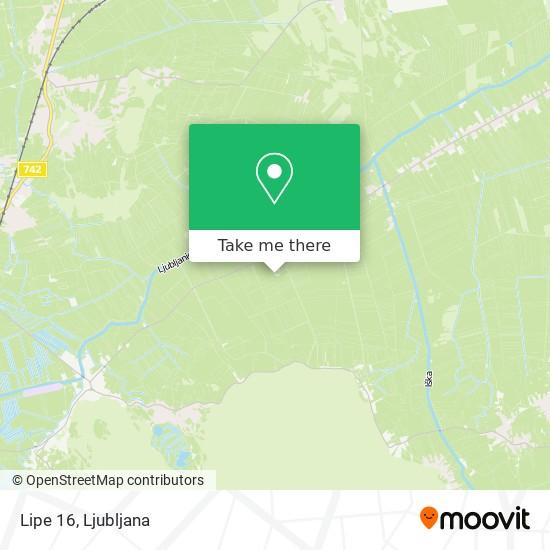 Lipe 16 map
