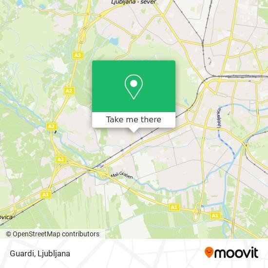 Guardi map