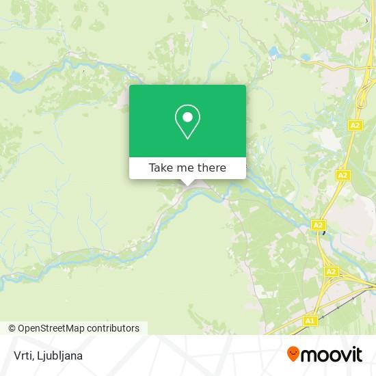 Vrti map