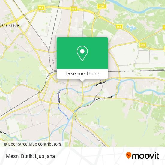 Mesni Butik map