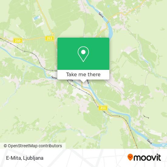 E-Mita map