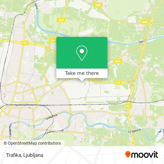 Trafika map