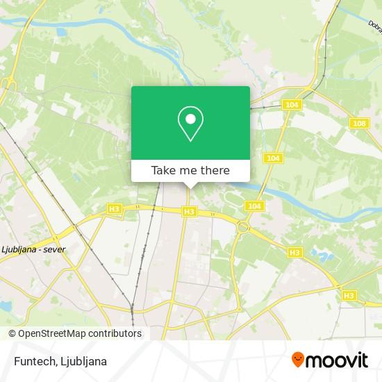 Funtech map