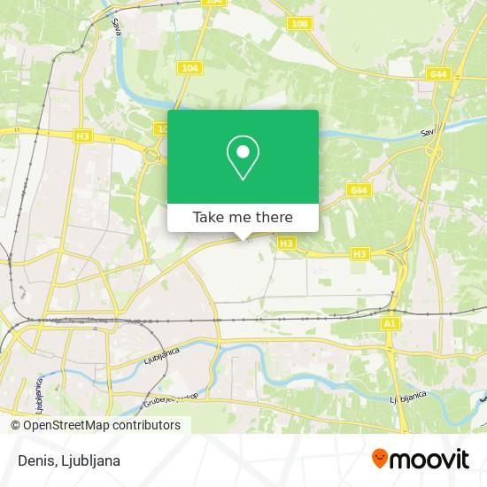 Denis map