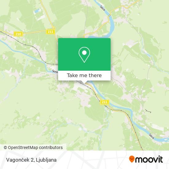 Vagonček 2 map