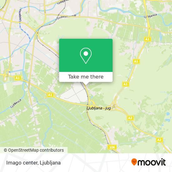 Imago center map