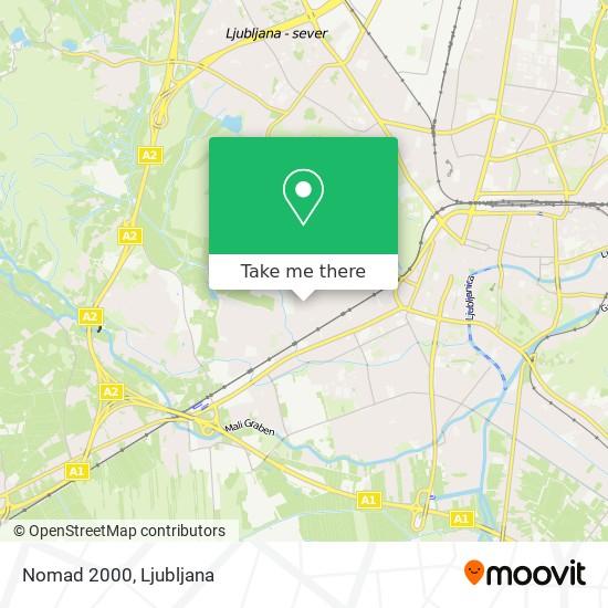 Nomad 2000 map