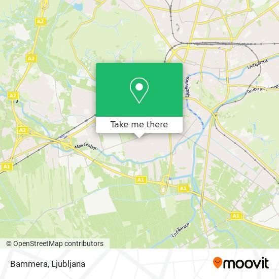 Bammera map