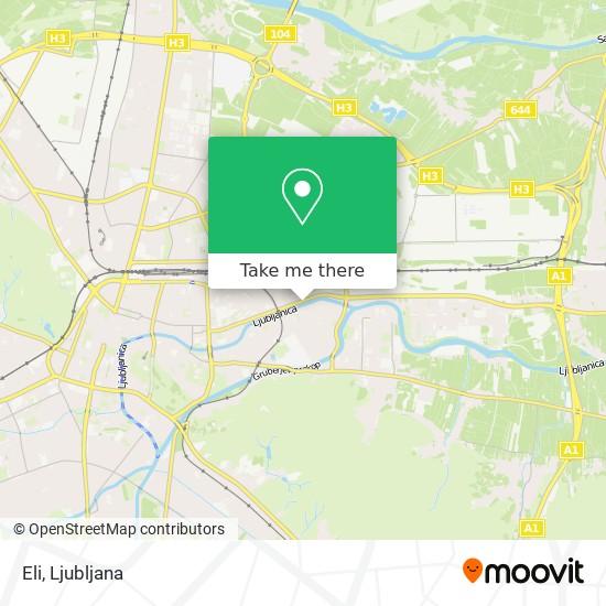 Eli map
