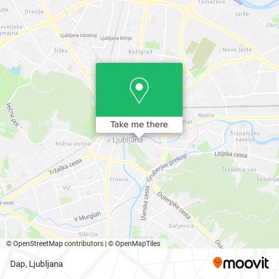 Dap map
