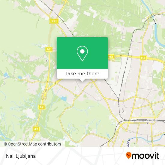 Nal map