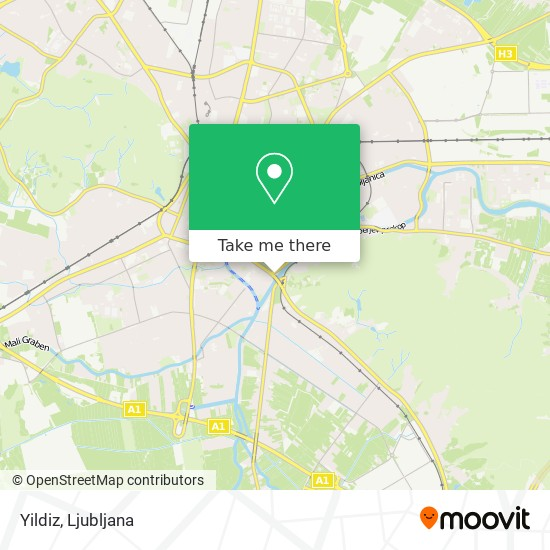 Yildiz map