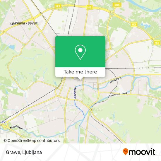 Grawe map
