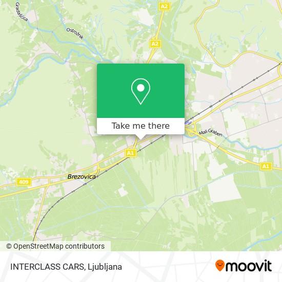 INTERCLASS CARS map
