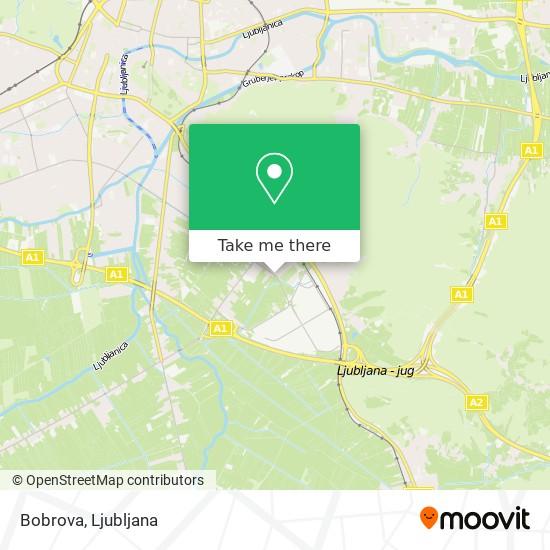 Bobrova map