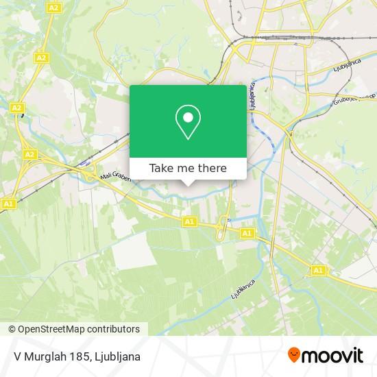 V Murglah 185 map
