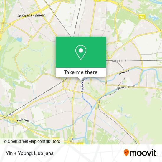 Yin + Young map