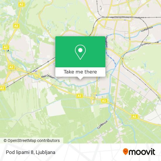 Pod lipami 8 map