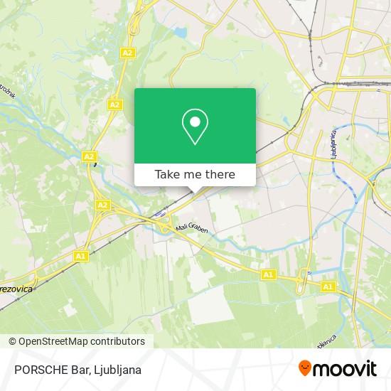 PORSCHE Bar map
