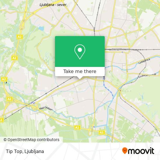 Tip Top map