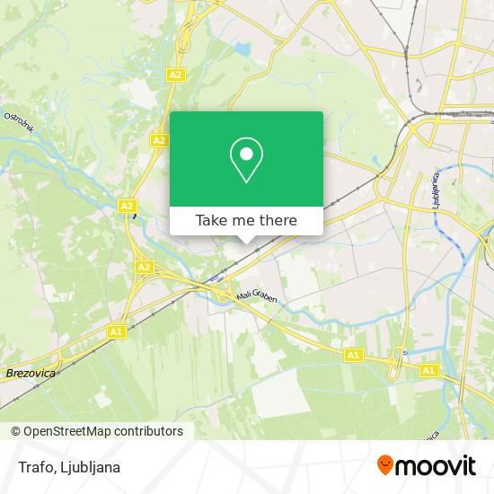 Trafo map