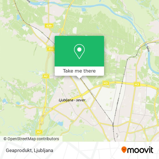 Geaprodukt map