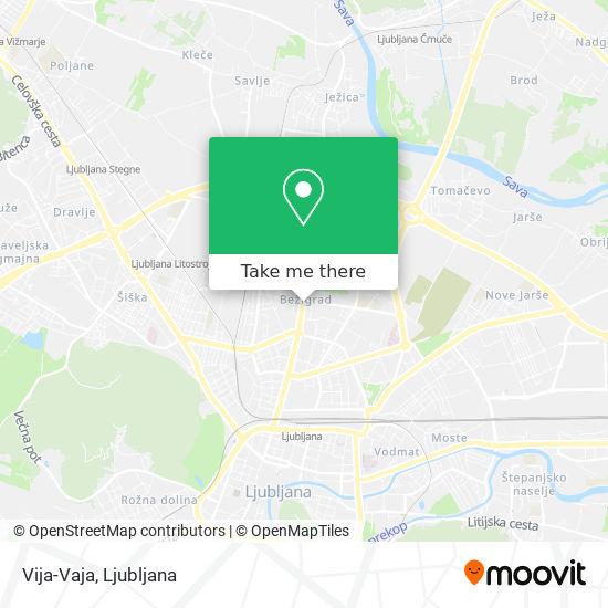 Vija-Vaja map