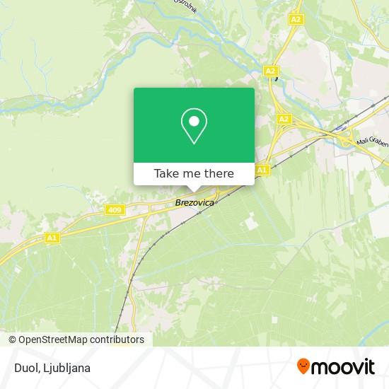 Duol map