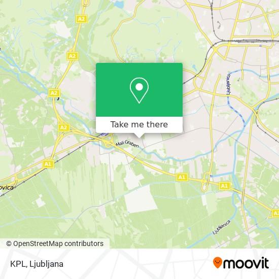KPL map