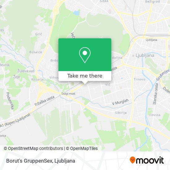 Borut's GruppenSex map