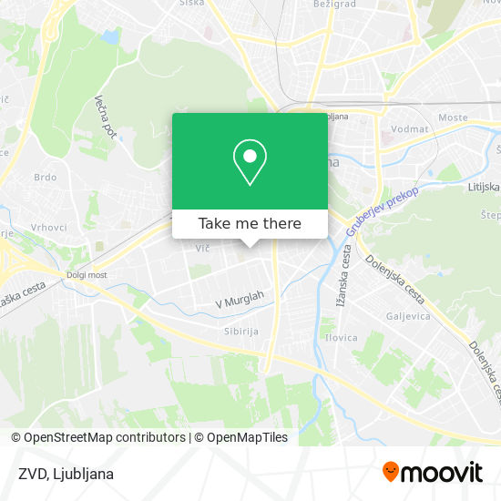 ZVD map