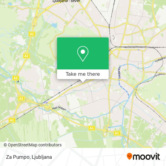 Za Pumpo map