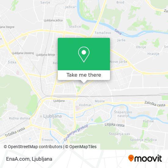 EnaA.com map