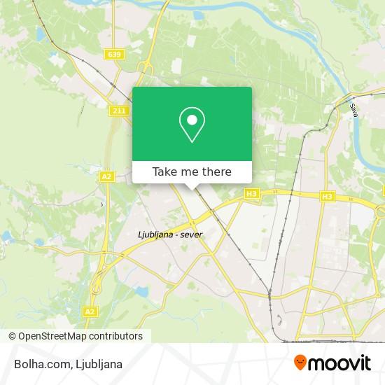 Bolha.com map