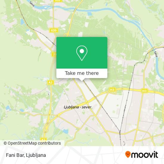 Fani Bar map