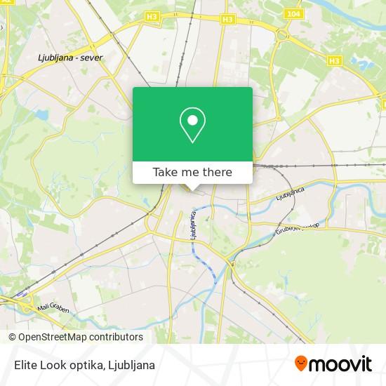 Elite Look optika map