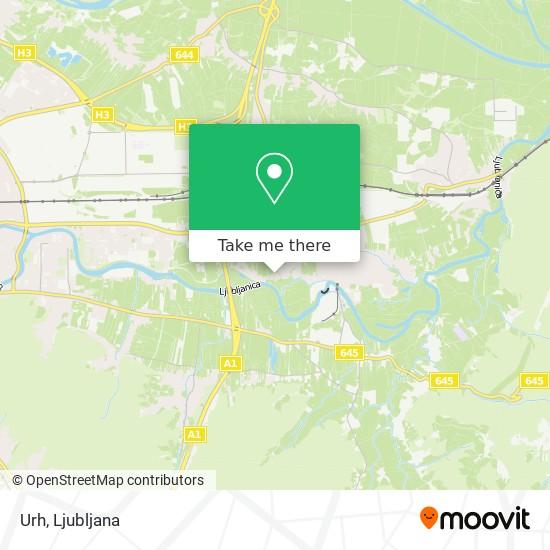 Urh map