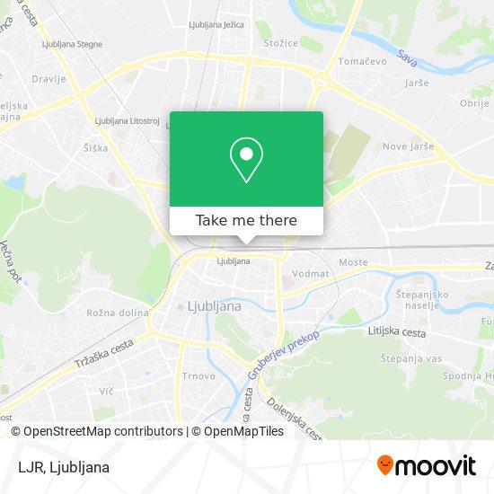 LJR map