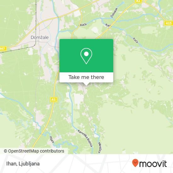 Ihan map