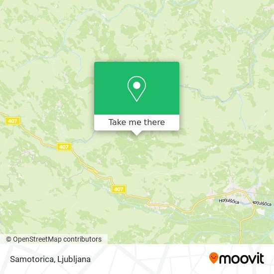 Samotorica map