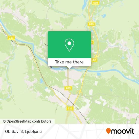 Ob Savi 3 map